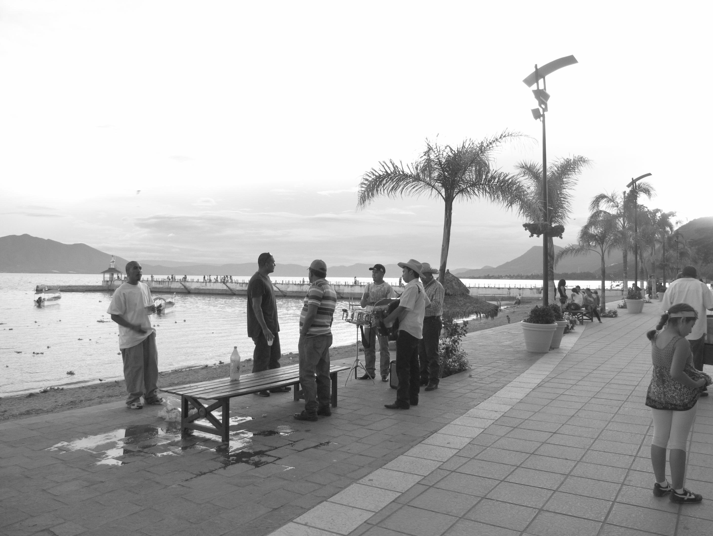 balade autour du lac Lago de Chapala