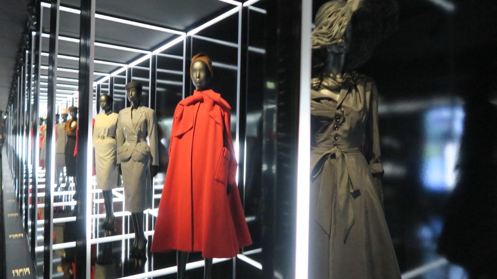 Galeries des création prêt-à-porter de la marque Dior