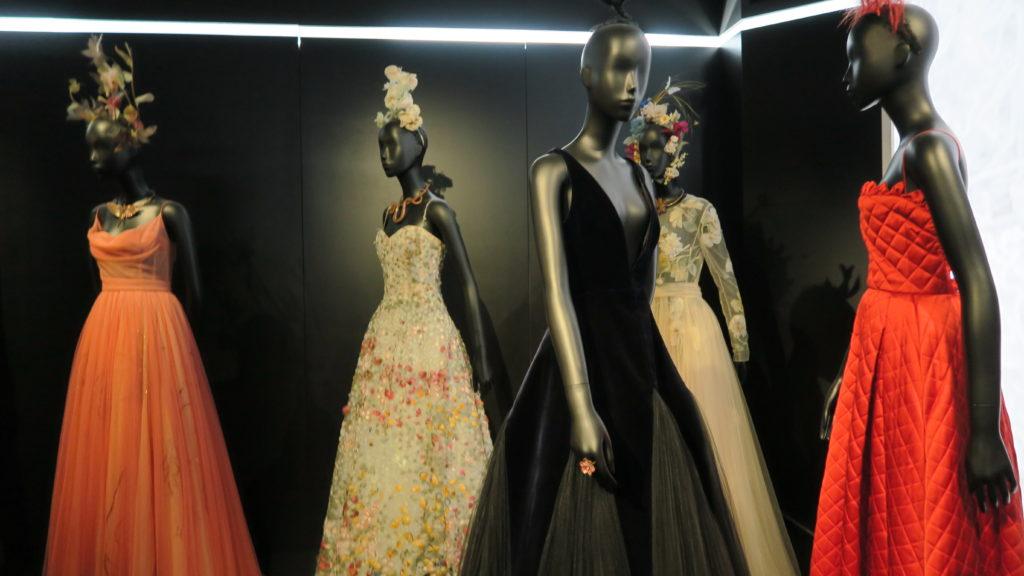 salle des créations de la styliste Maria Grazia Chiuri pour la maison Dior