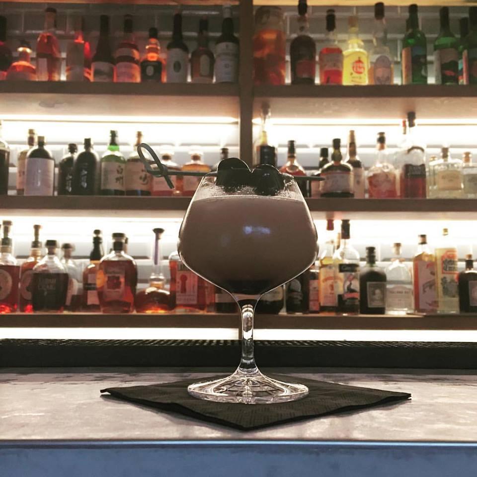 The Gone Away Bar dans le quartier Eimsbüttel, bar à cocktail à Hamburg en Allemagne