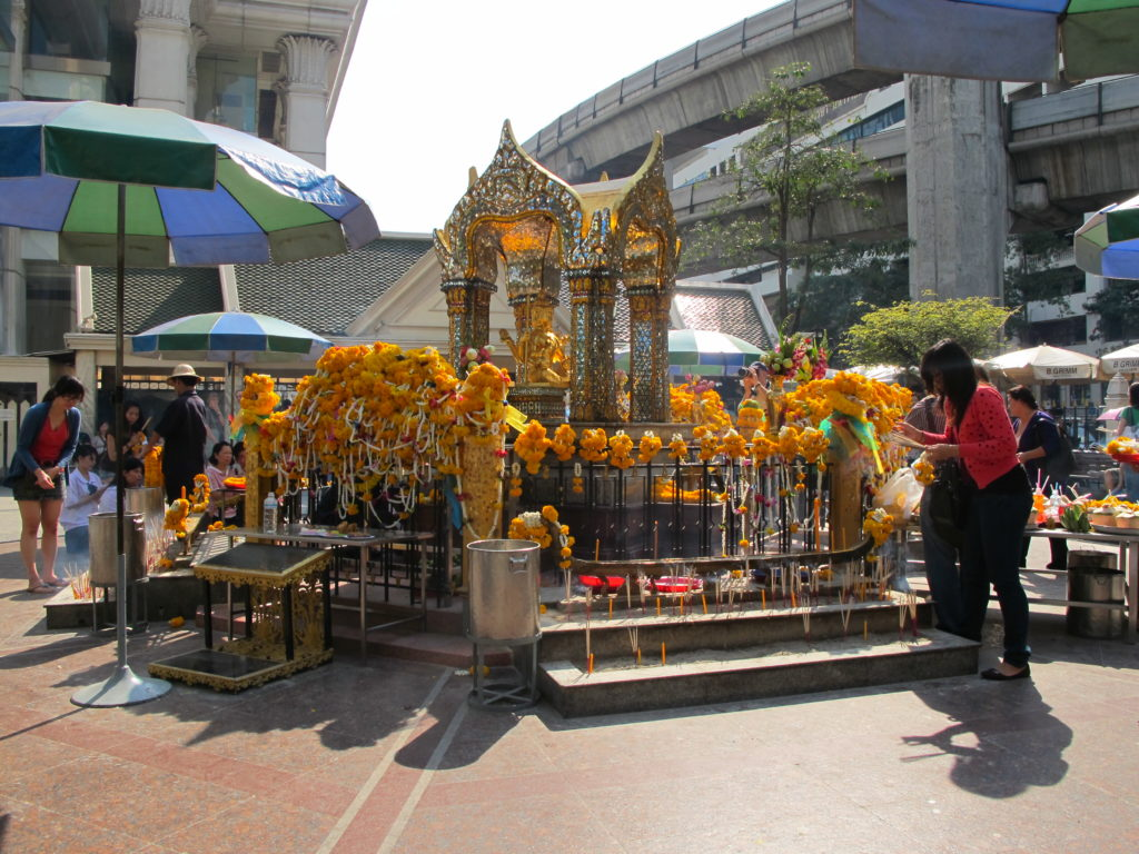 bangkok prayer