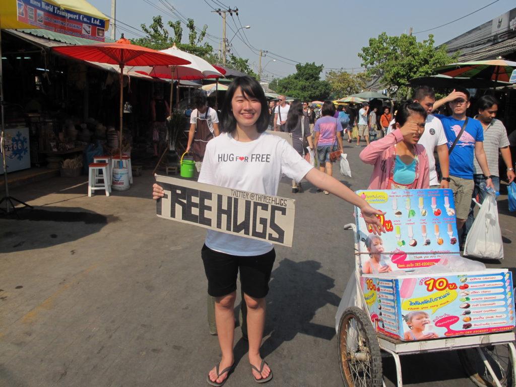 thailande hugs