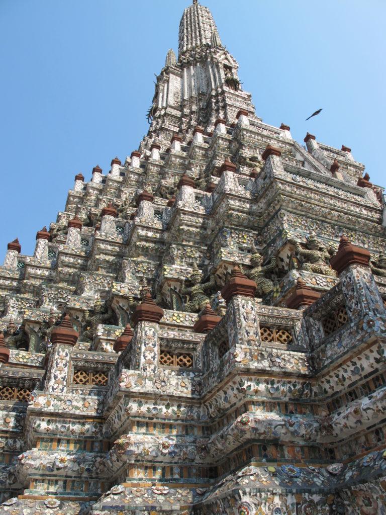 Wat arun ancien temple de Bangkok