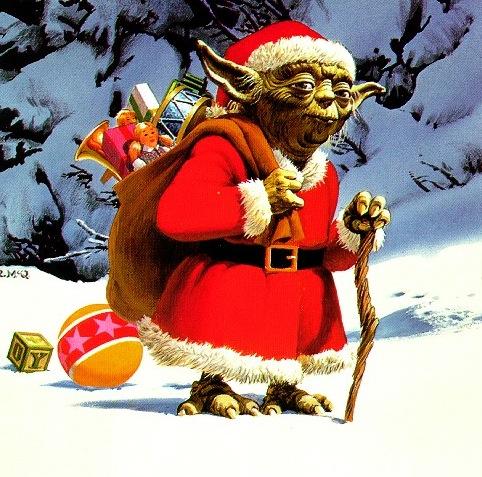 Yoda vous montre comment faire don de soi