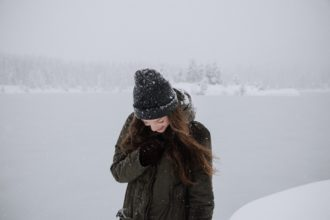 Sunscreen is a perfect way to protect your face during cold winter